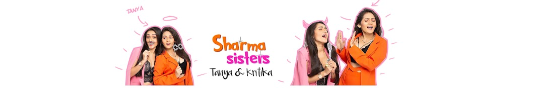 Sharma Sisters Banner