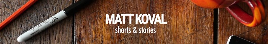 Matt Koval Banner