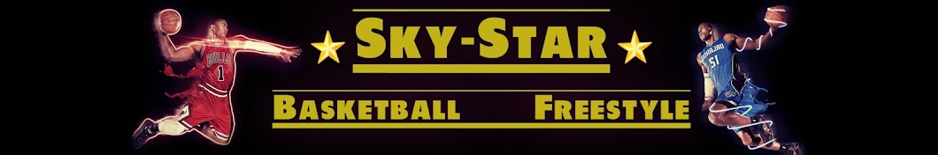 Sky-Star Basketball Freestyle баннер