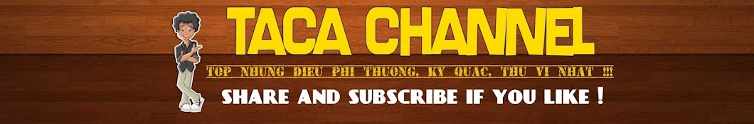 TACA CHANNEL NEW