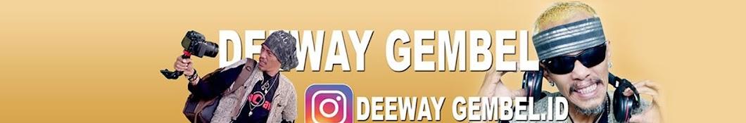 Deeway Gembel Banner
