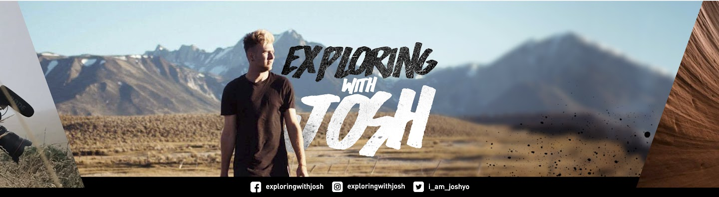 Exploring With Josh's Cover Image