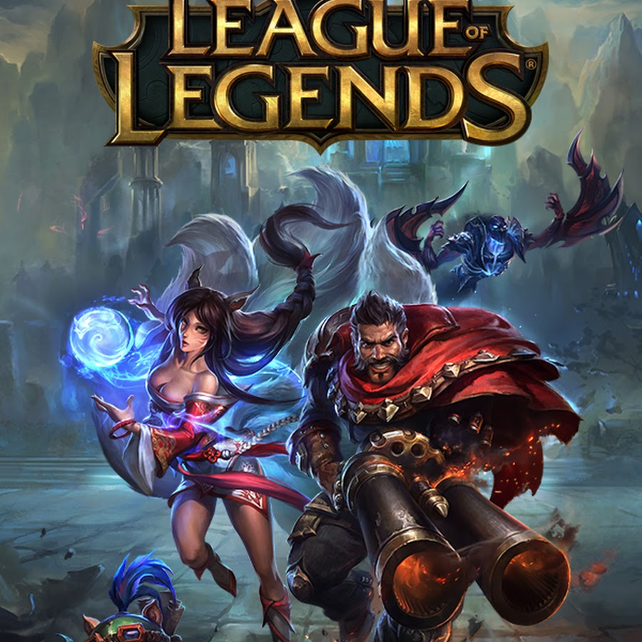 Jiji League Of Legends