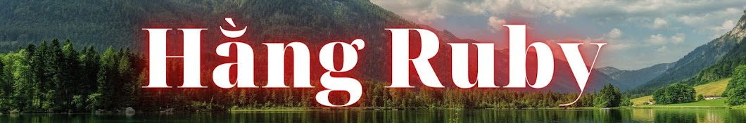 Hằng Ruby Banner
