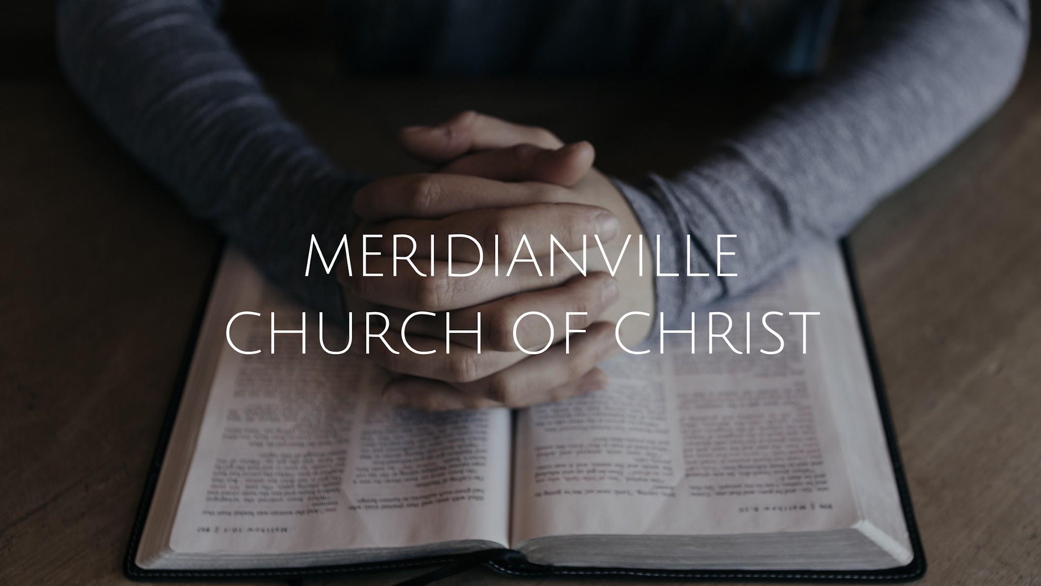 Meridianville Church of Christ