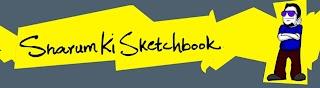Sharum Ki Sketchbook