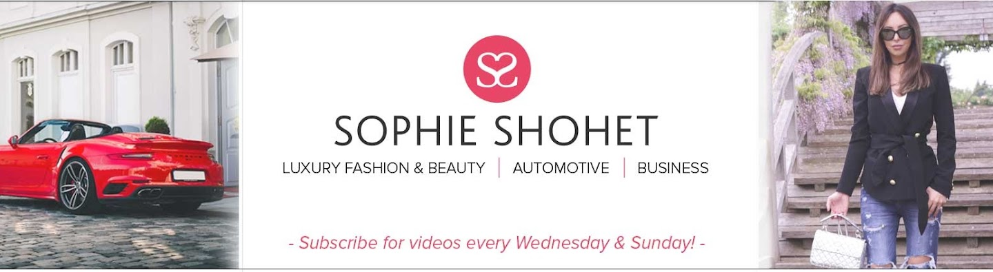 Sophie Shohet | Fashion Beauty Lifestyle's Cover Image