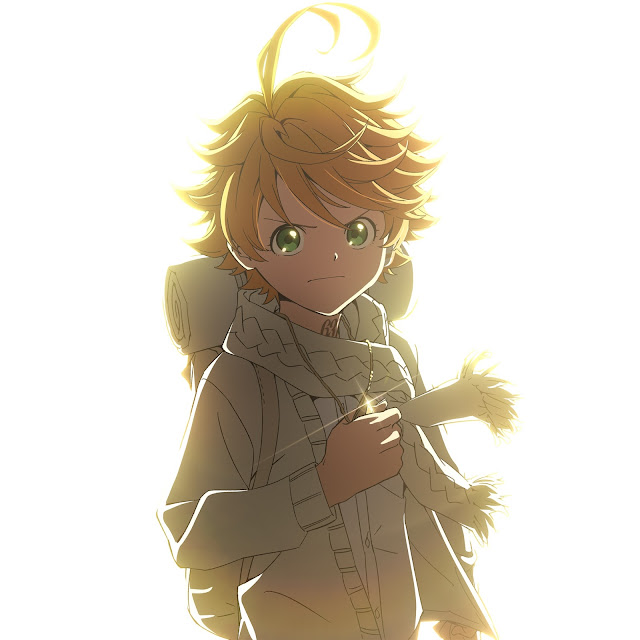 The Promised Neverland (Yakusoku no Neverland) Season 2 Poster