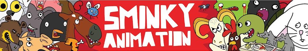 Sminky Animation Banner