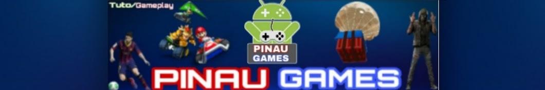Pinau Games Banner