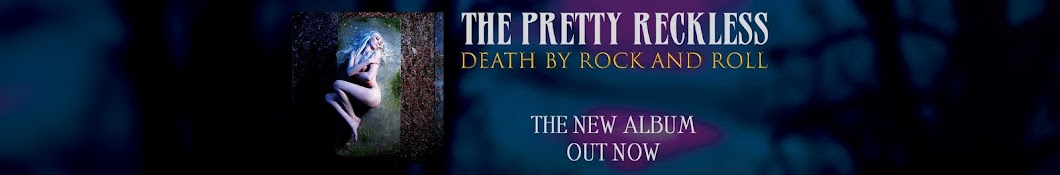 The Pretty Reckless Banner