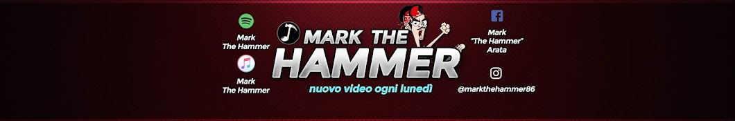 Mark The Hammer / Marco Arata
