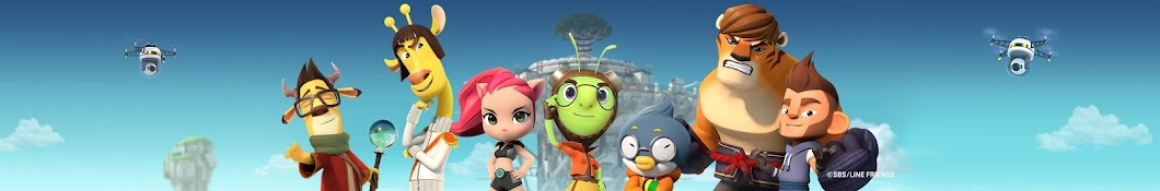 RunningMan Animation Banner