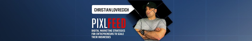 Christian Lovrecich - PixlFeed Banner