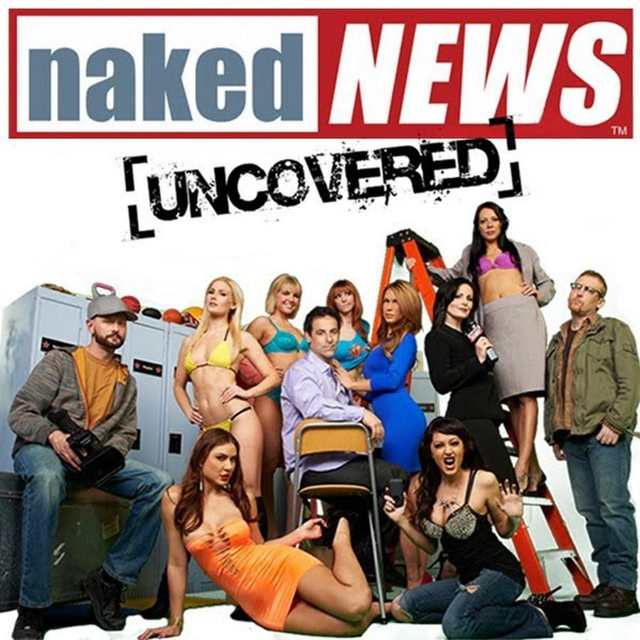 Naked News Uncovered Season 1 Episode 1