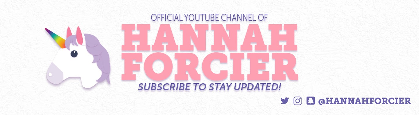 Hannah Forcier's Cover Image