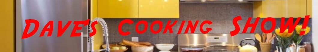 davescookingshow Banner