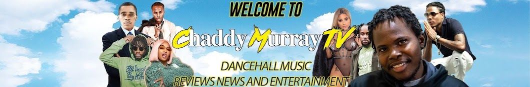 Chaddy Murray TV Banner