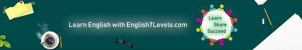 Learn English with English7Levels