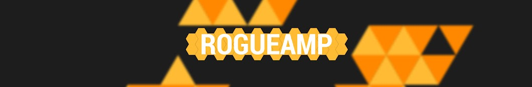 rogueamp YouTube channel avatar