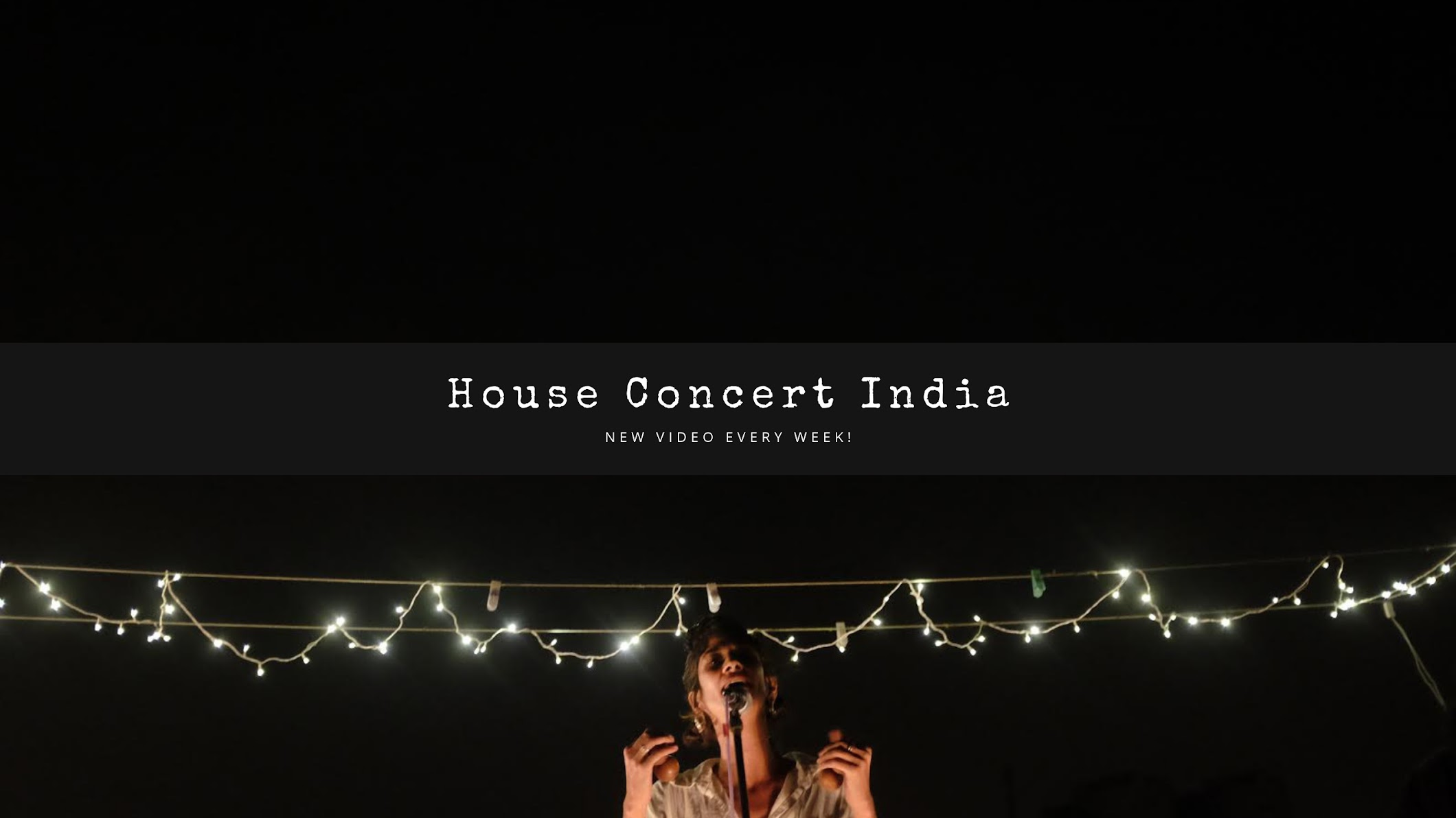 House Concert India