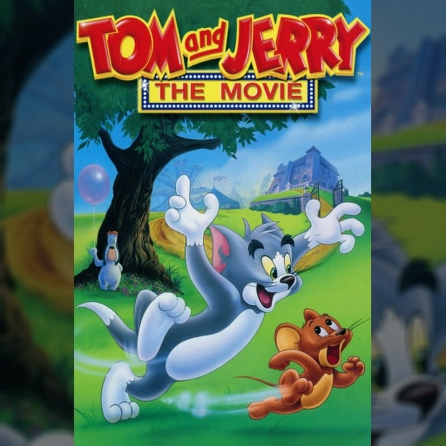 Tom And Jerry The Movie Topic Youtube