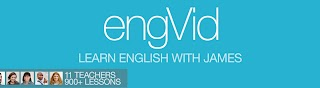 JamesESL English Lessons (engVid) Youtube channel statistics and Realtime subscriber counter