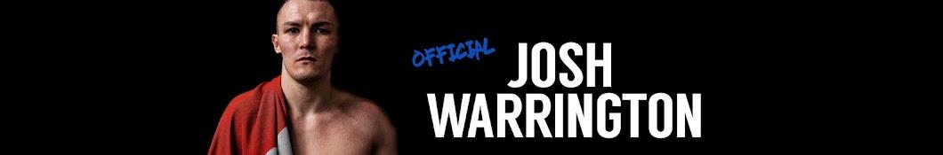 Josh Warrington Banner