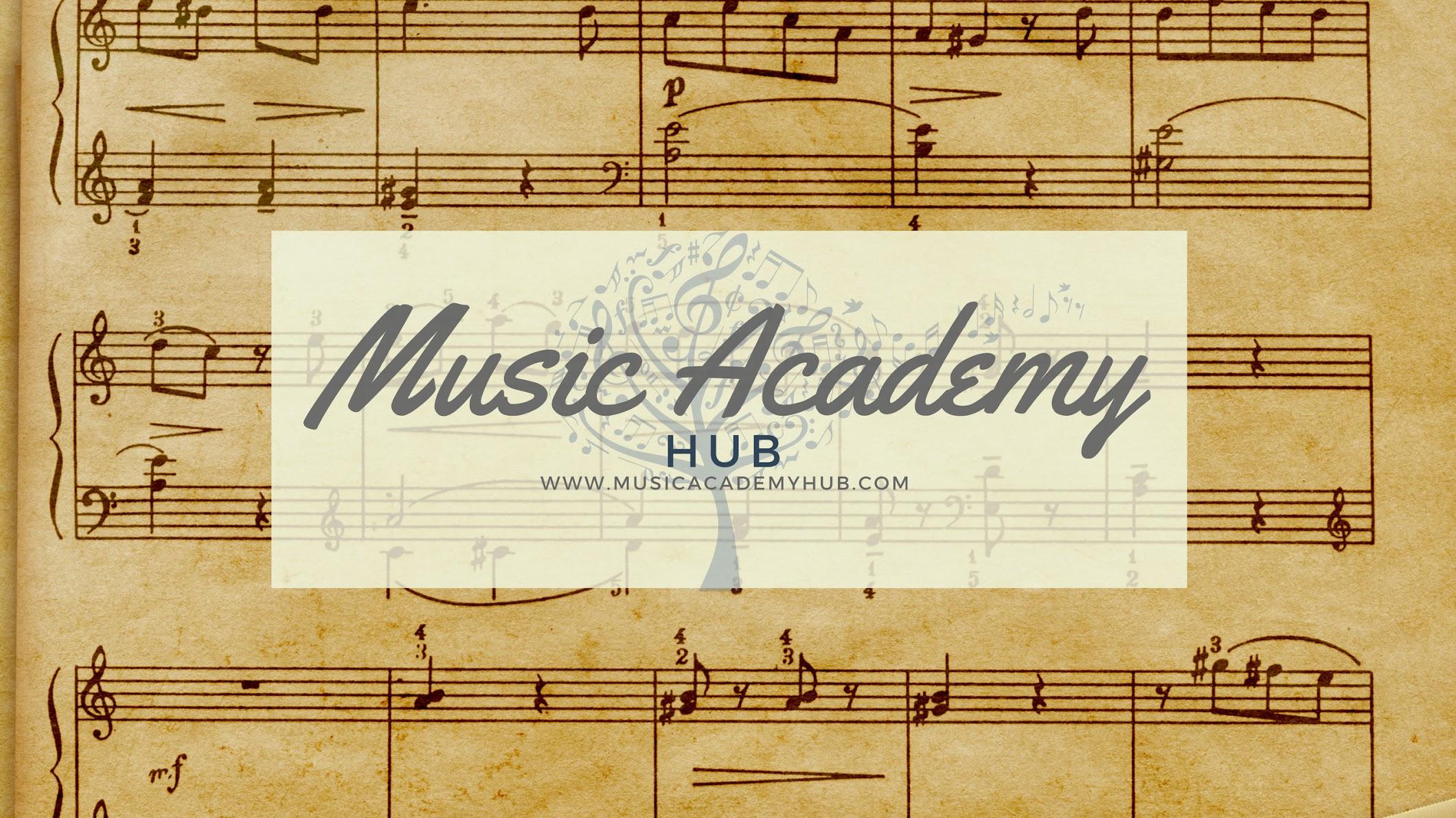 Music Academy Hub