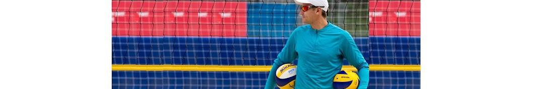 Школа волейбола VolleyPlay баннер