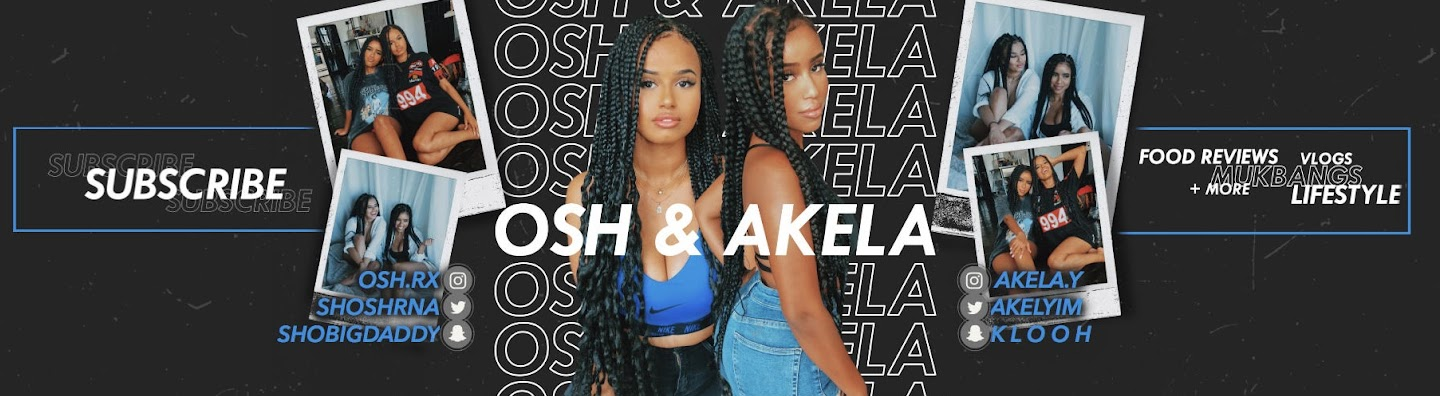 Osh and Akela's Cover Image