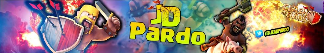 JD Pardo Clash Banner