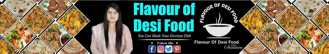 Flavour of Desi Food