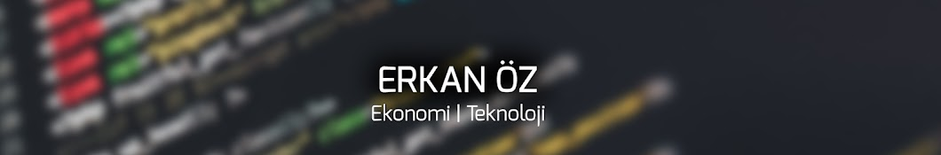 Erkan Öz Banner