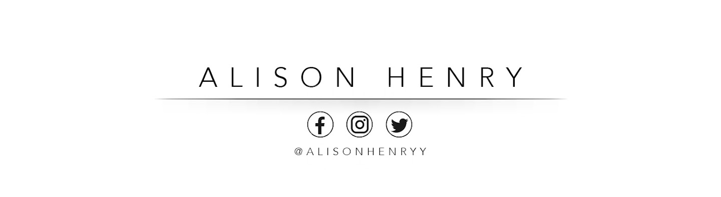 Alison Henry's Cover Image