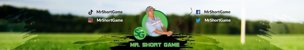 MrShortGame Golf Banner