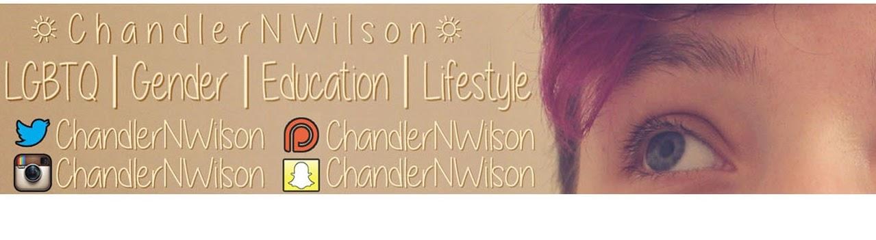 ChandlerNWilson's Cover Image