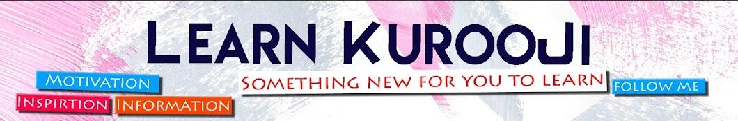 Learn Kurooji Banner