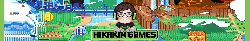 HikakinGames Banner