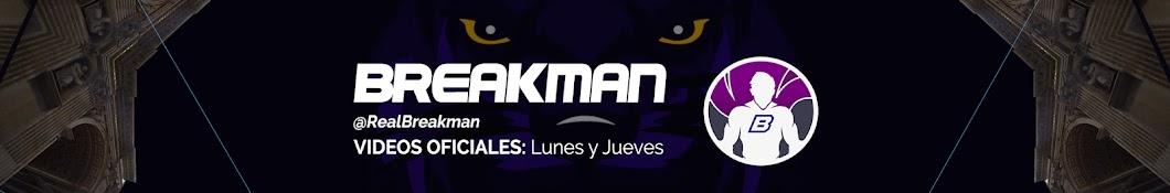 BreakMan YouTube channel avatar
