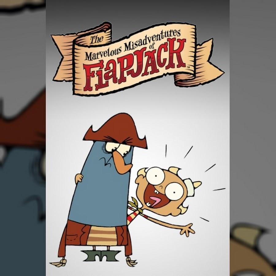 the marvelous misadventures of flapjack deutsch