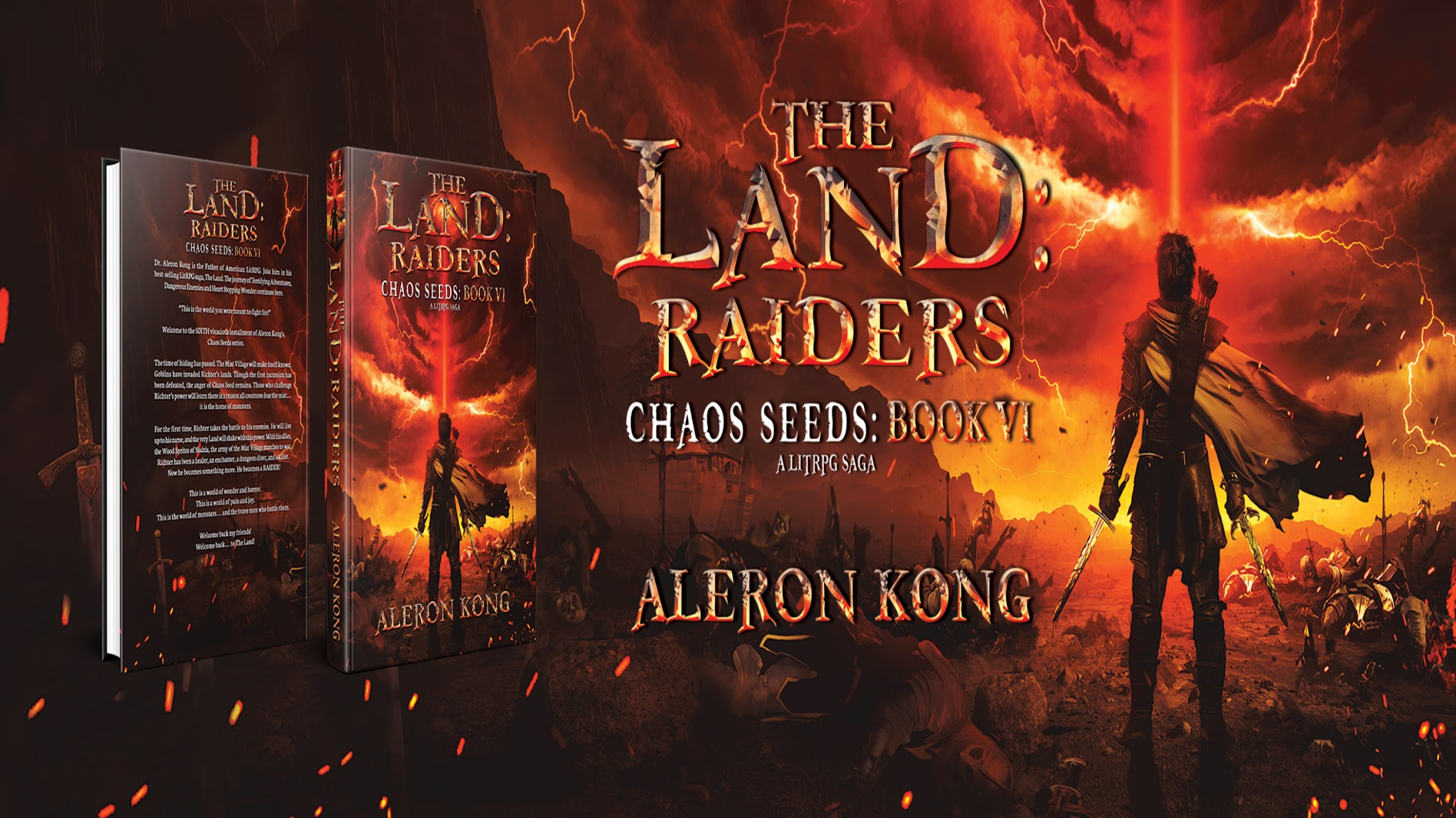The Land Chaos Seed Book 8