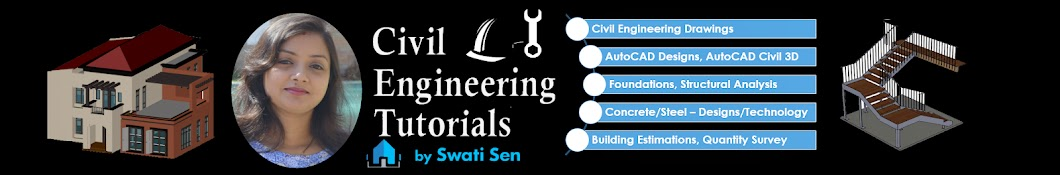 CIVIL Engineering Tutorials YouTube Stats, Channel