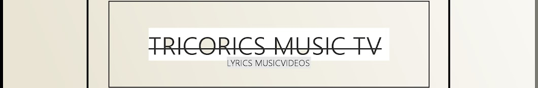 Tricorics Music TV
