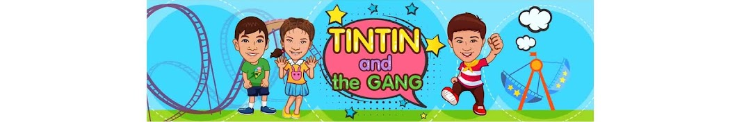 TINTIN and the GANG