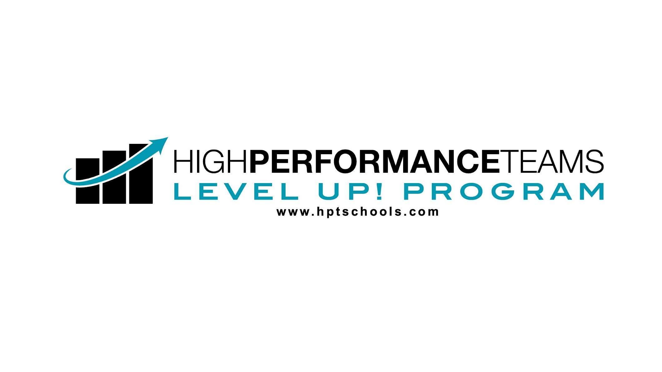 HPT Level Up!