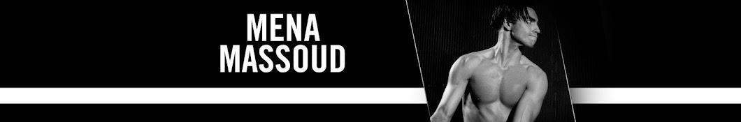 Mena Massoud Banner