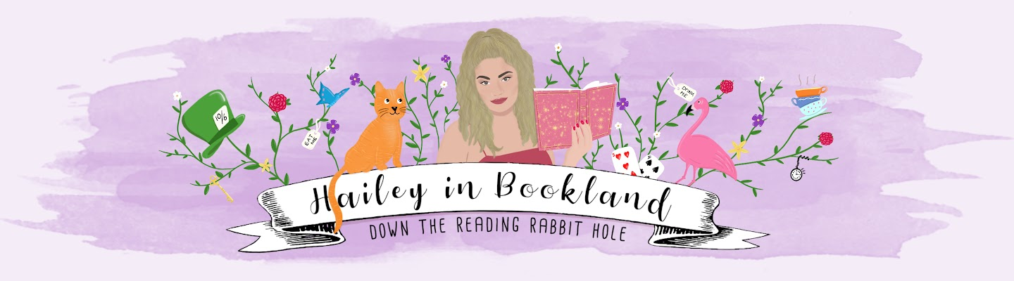 Hailey in Bookland's Cover Image