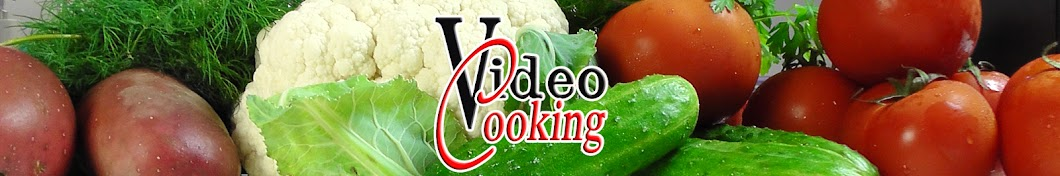 Кулинарные видео рецепты Video Cooking Banner