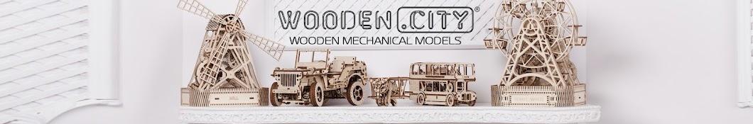 Mechanical models WOODEN CITY kanal Gratis mp3 downloaden